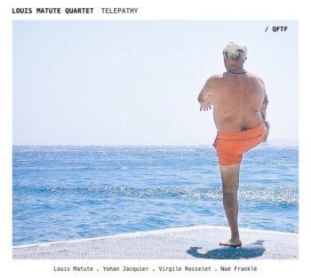 Telepathy album cover